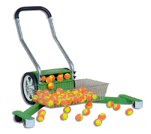 Check out the BALL MOWER